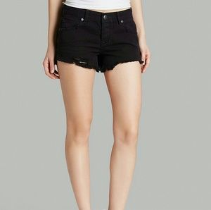 Free People Shark Bite Shorts NWOT